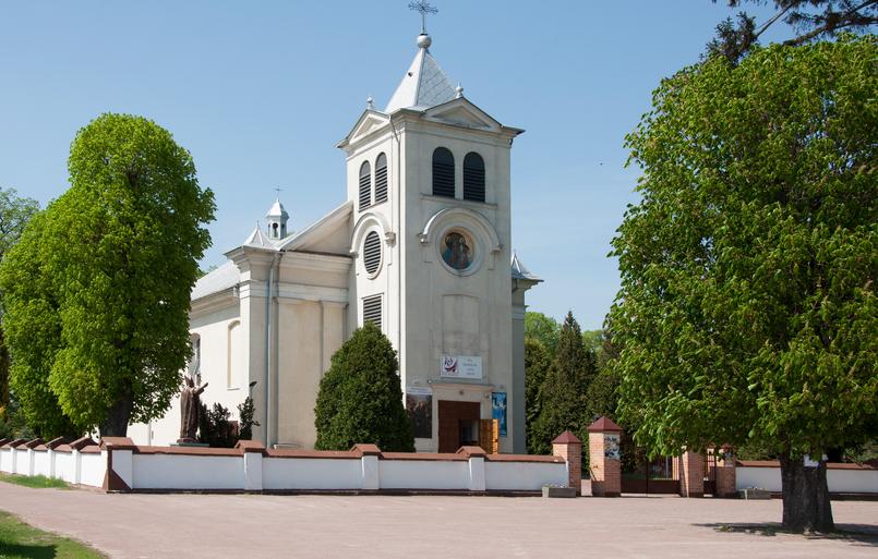 Kościół św. Franciszka w Prażmowie