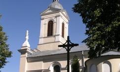 Kościół pw. Świętego Jana Chrzciciela w Mszczonowie