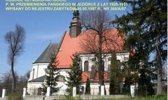Kościół pw. Przemienienia Pańskiego w Jeziórce