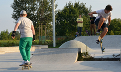 Skatepark Konstancin