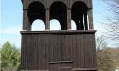 Dzwonnica w Jeziórce